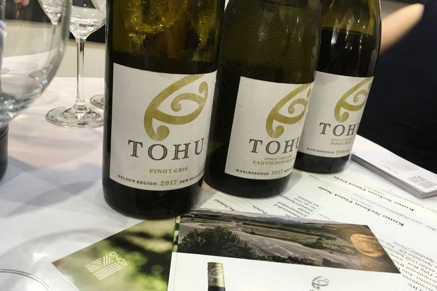 Kono is a Maori-owned business which produces a range of food and beverages including wines.