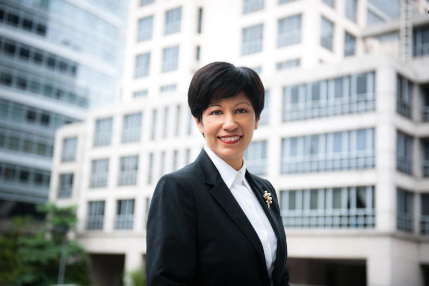 Ms Indranee Rajah will be made a full minister in the Prime Minister's Office. PHOTO: MCI