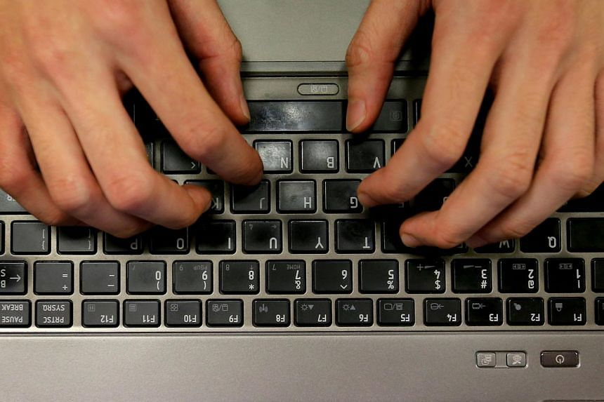 An anonymous programmer has set up a searchable database for users to check if their e-mail addresses are among them.