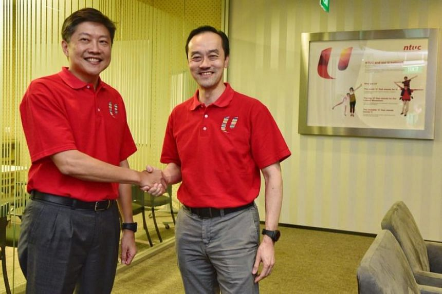 Education Minister Ng Chee Meng and Senior Minister of State for Trade and Industry Koh Poh Koon were named NTUC deputy secretaries-general on April 23.