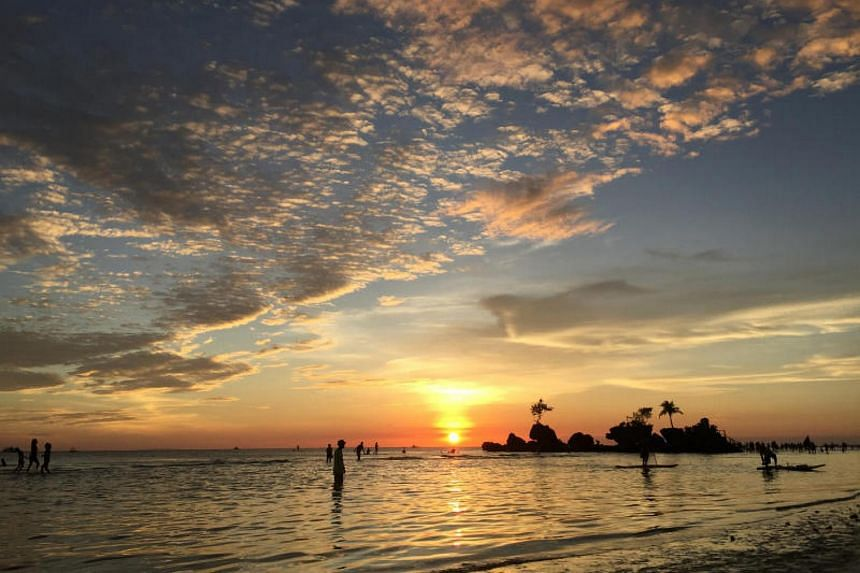 The government is closing Boracay on April 26 for a six-month cleanup meant to save the once idyllic island from ruin.