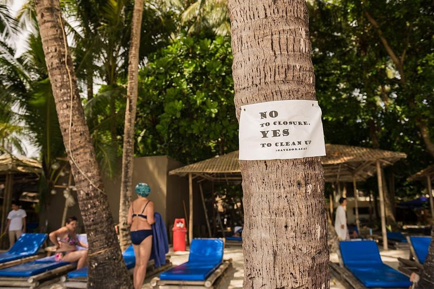 Those living and working in Boracay insist closing the entire island for six months had been an abrupt decision.