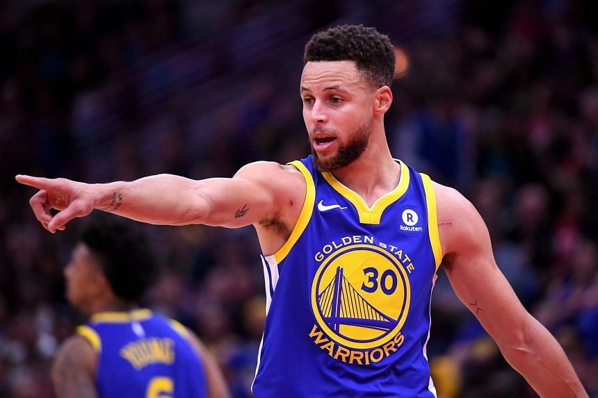 Stephen Curry earned an estimated US$35 million (S$46.4 million) in endorsements last year with JPMorgan Chase and Under Armour among his deals.