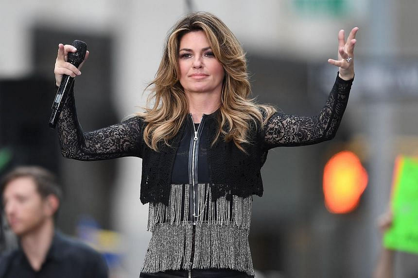 """Shania Twain called her answer to The Guardian """"awkward"""" and said she wished she had given it more context."""