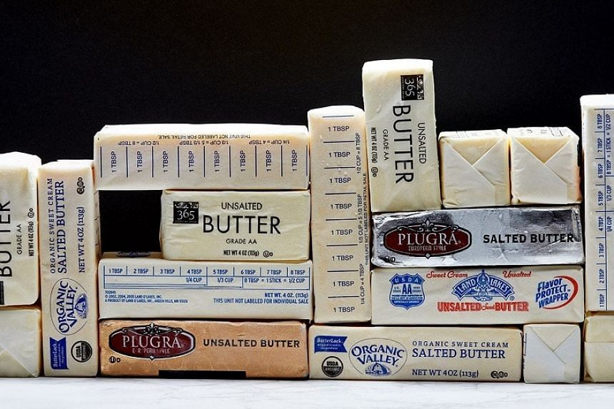 According to the Dairy Farmers of America, since 2012, 77 per cent of the butter sold in America has been salted and 23 per cent unsalted.
