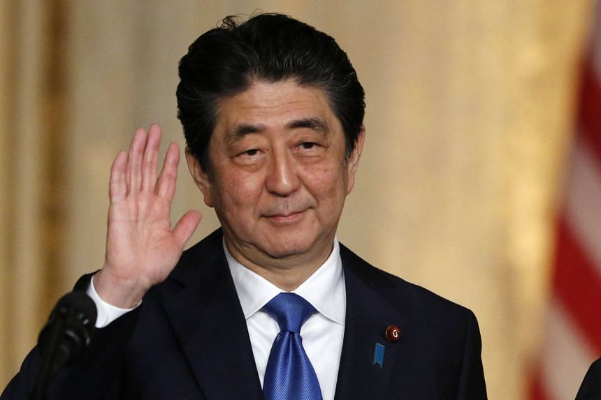 Japanese Prime Minister Shinzo Abe said that successful inter-Korean and US-North Korea talks will lead to dialogue between Tokyo and Pyongyang, according to a Blue House spokesman.