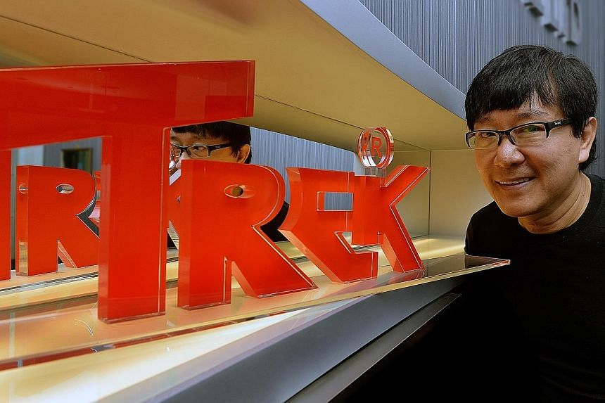 The RSM Corporate Advisory report, which was based on interviews with Trek 2000 staff as well as documents in the CAD's possession, said chairman and CEO Henn Tan and other officers may have breached various laws.