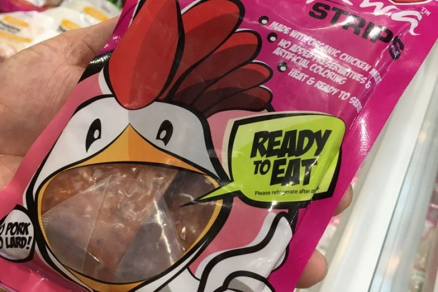 Kee Song's Chick Kwa will be available at supermarkets soon.