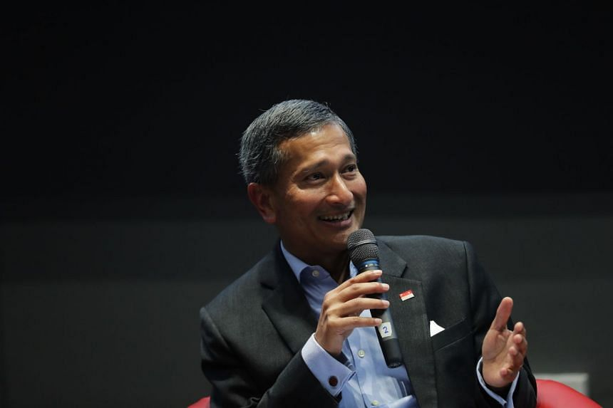 In the run-up to the summit, Foreign Minister Vivian Balakrishnan will head a meeting of ministers overseeing the Asean Political-Security Community.