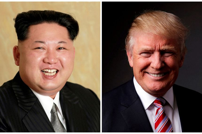 """The meeting between US President Donald Trump and North Korean leader Kim Jong Un is planned for """"early June or before""""."""