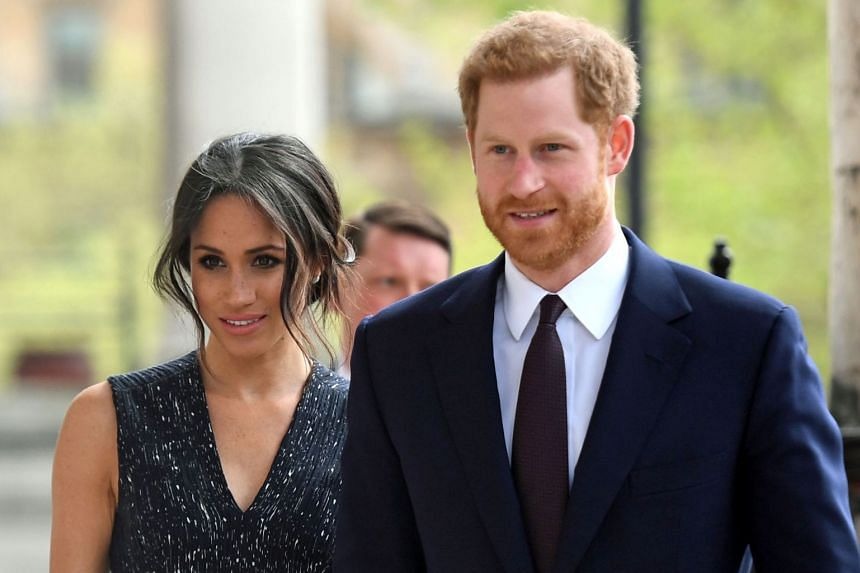 Actress Meghan Markle is set to marry Britain's Prince Harry in May.