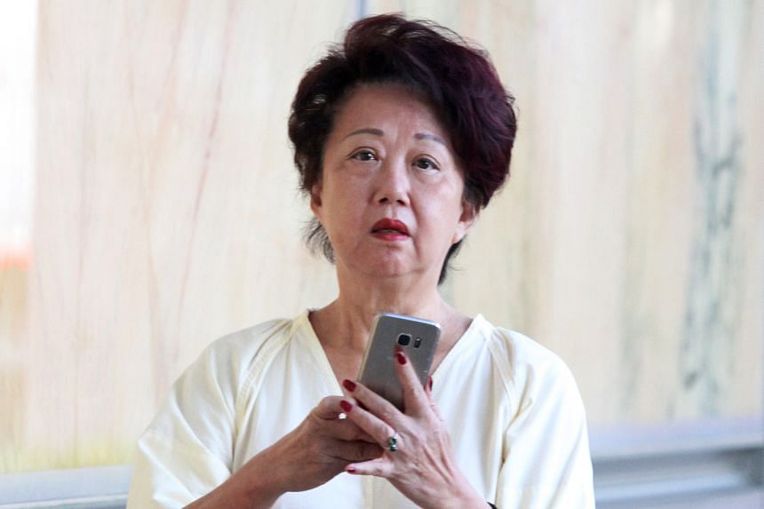 Jannie Chan continued to disobey a court order that restrained her from defaming and harassing her former husband, Dr Henry Tay. On Monday, the court granted his application to lift the suspended sentence.