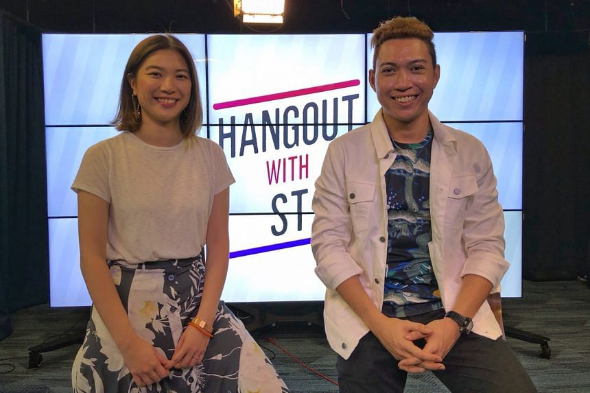 Join Alyssa Woo and Hairianto Diman as they talk about the hottest topics this week. Clothes by H&M Singapore.