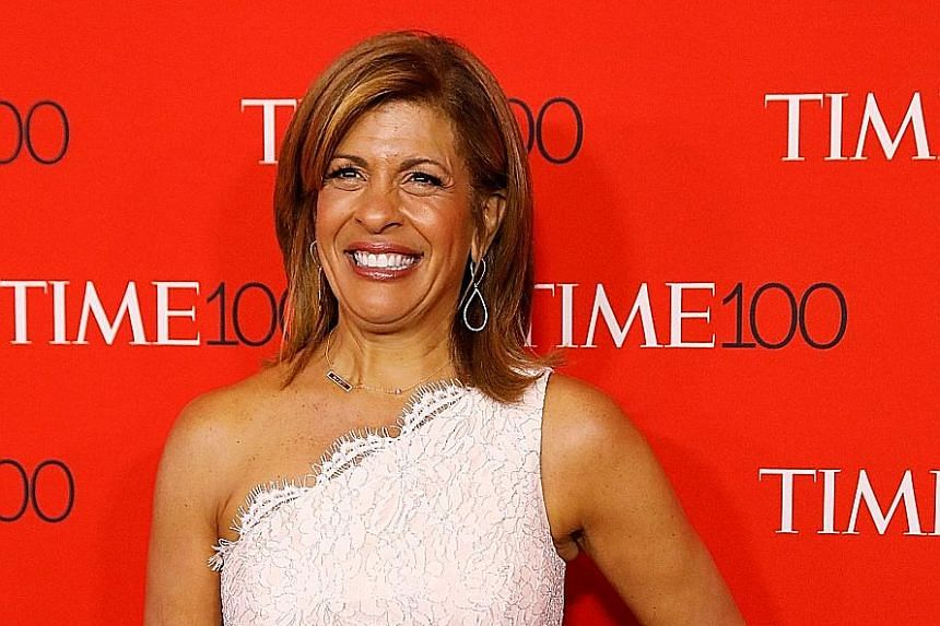 TODAY SHOW HOST HODA KOTB