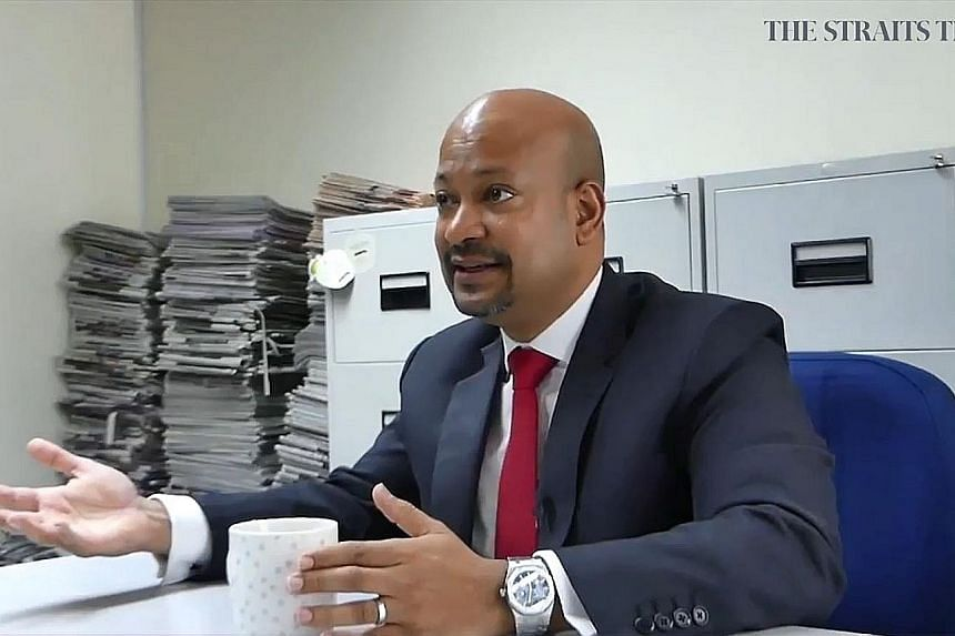 "Mr Arul Kanda was brought in to fix 1MDB's crippling debt in 2015, but was soon caught up in Malaysia's biggest political maelstrom. On his extension, he says: ""There were a number of things which I needed to hand over."""