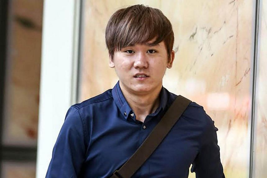 Koh Rong Guang, who is also known as Charles, was sentenced to 28 years' jail and 24 strokes of the cane on April 26, 2018.