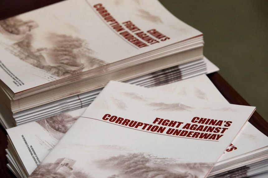Over the past five years, Chinese President Xi Jinping has waged war on graft at all levels of the ruling Communist Party.