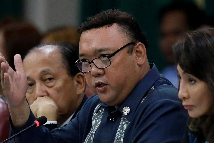 Presidential spokesman Harry Roque said the Department of Foreign Affairs was studying diplomatic actions it could take regarding China's construction of the monument.