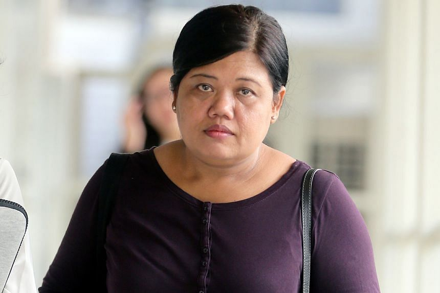 The court was told that Parti Liyani had found the missing items in some trash bags and decided to keep them.
