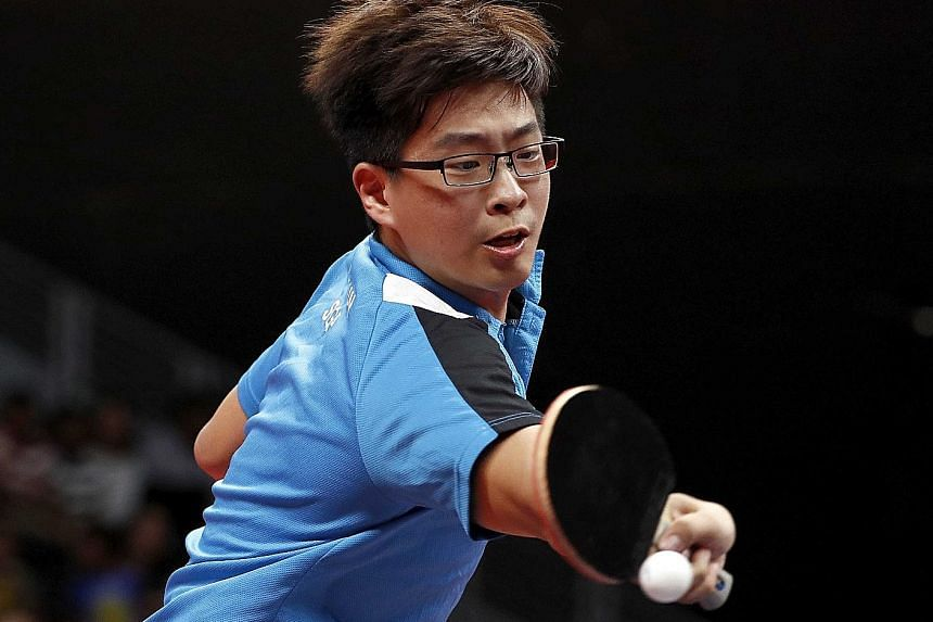 Ethan Poh, 19, will join the senior ranks after impressing at recent major tournaments.