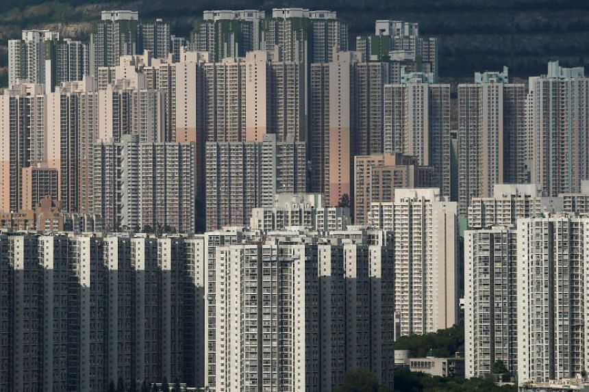 Cramped homes and soaring property prices are signs of the crisis that sees Hong Kong regularly named the world's least affordable city to buy a home.