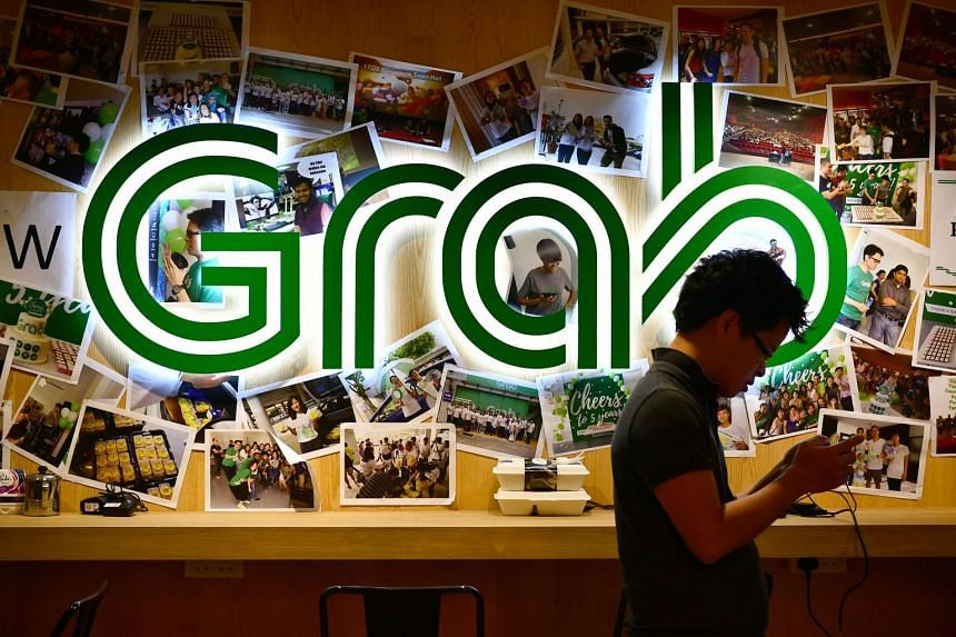 [The Straits Times]-New ride-hailing disruptors lining up to eat Grab's lunch in Singapore