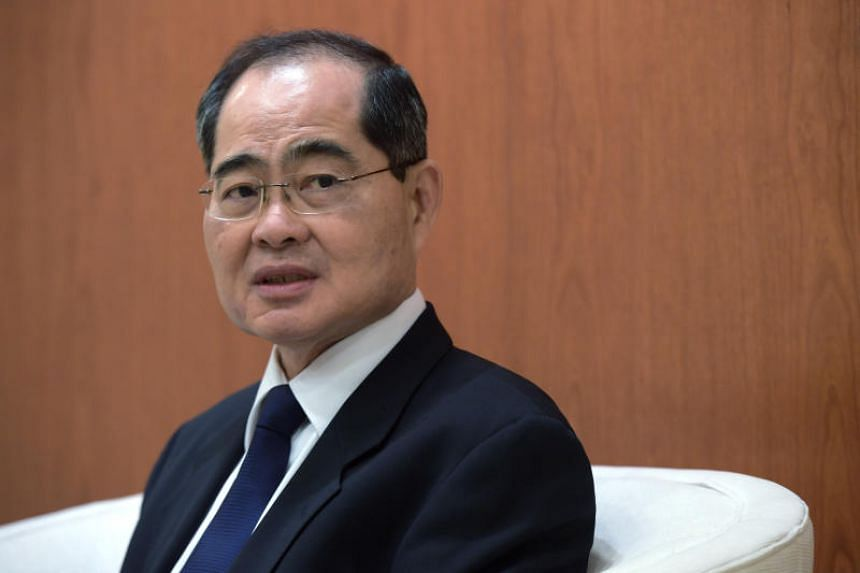 Minister for Trade and Industry (Trade) Lim Hng Kiang will retire from Cabinet on April 30, 2018.