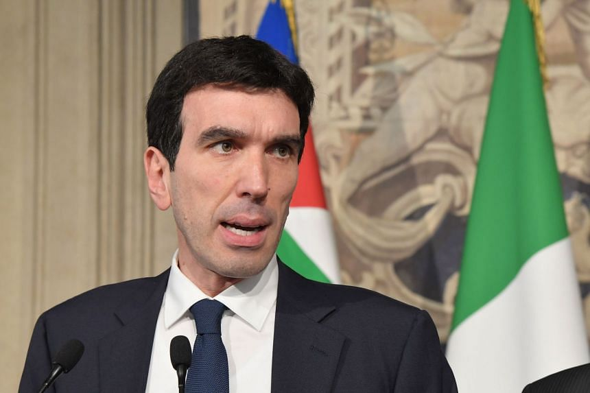 """Maurizio Martina said """"important progress had been made"""" during the latest round of consultations."""