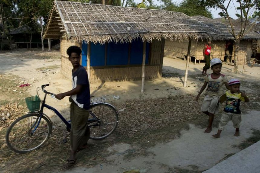 Myanmar has come under international scrutiny since a military campaign launched in August 2017 drove more than 700,000 Rohingya from their homes in northern Rakhine state and into crowded camps in Bangladesh.