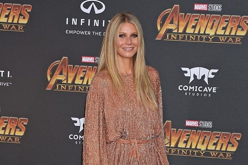 Gwyneth Paltrow was among the women who accused Harvey Weinstein of sexual harassment.