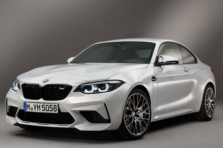 BMW's new M2 Competition