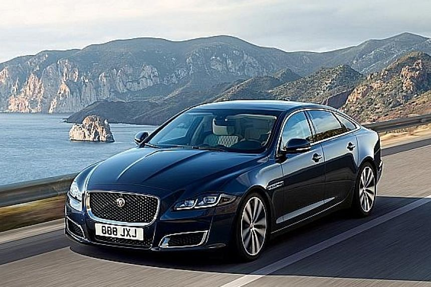 Jaguar is marking 50 years of its flagship XJ luxury sedan with a special edition XJ50.