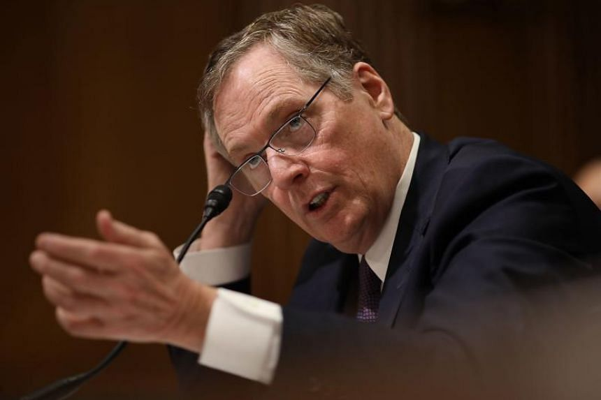 US Trade Representative Robert Lighthizer is due to travel to China next week along with other senior Trump administration officials for talks on US demands for changes in Beijing's trade and intellectual property policies.