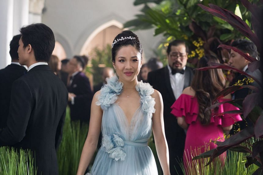 Constance Wu stars as Rachel Chu, an average person who happened to win the heart of one of Singapore's richest bachelors.