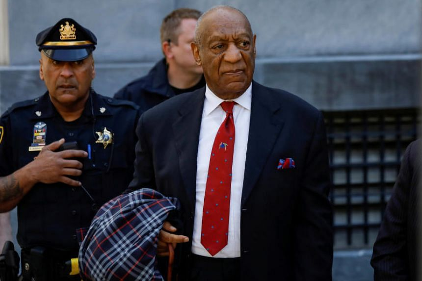 Each of the three counts Bill Cosby was found guilty of carries a maximum penalty of 10 years in prison.