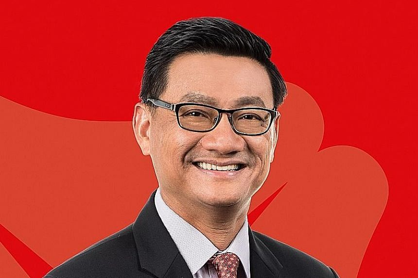 Mr Hou Wey Fook, Chief Investment Officer, Dbs