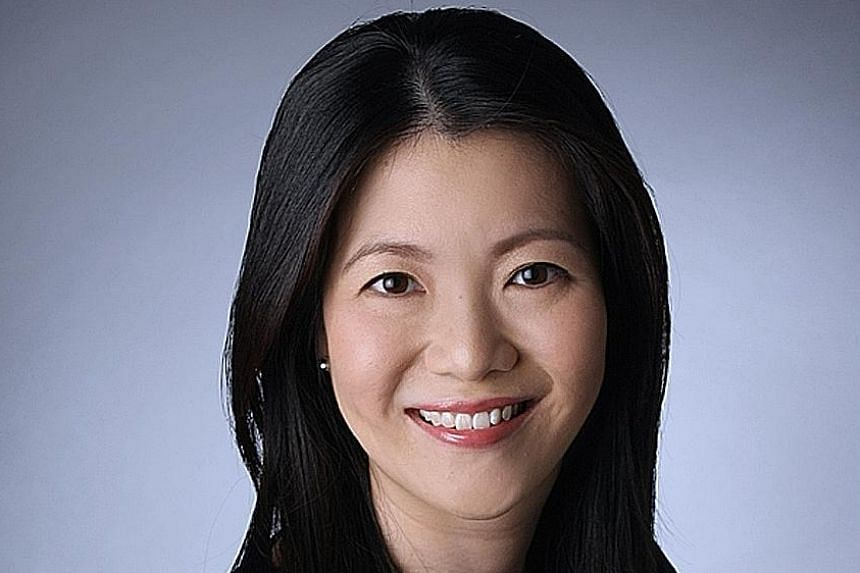 Ms Chan San-San, Head Of Wealth Management And Segments, Citibank Singapore
