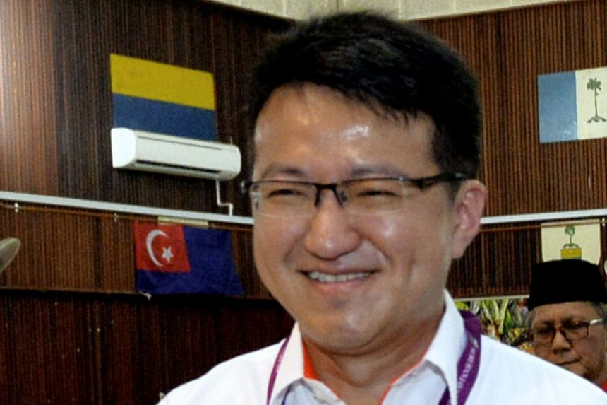 DAP's Johor chief Liew Chin Tong will be contesting Ayer Hitam in a three-way fight.