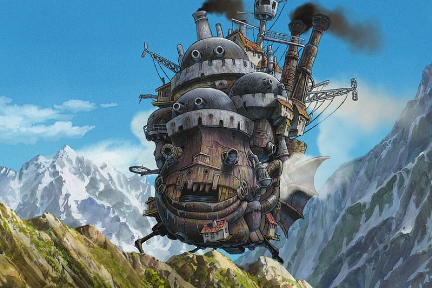 Studio Ghibli, known for works such as Howl's Moving Castle, has released a basic concept for the park set to open in 2022.