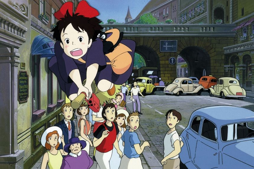 Studio Ghibli, known for works such as Kiki's Delivery Service, has released a basic concept for the park set to open in 2022.