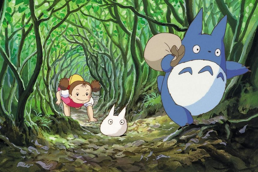Studio Ghibli, known for works such as My Neighbour Totoro, has released a basic concept for the park set to open in 2022.