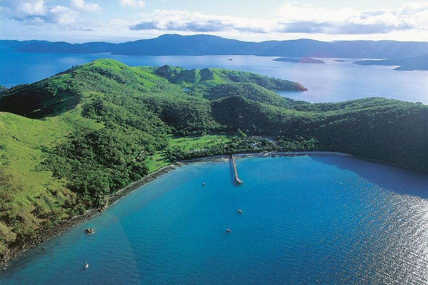 According to a report in The Australian earlier this month, most of Queensland's resort islands are currently shut. South Molle Island's resort has been closed for two years.