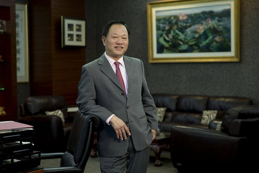 Dr Derek Goh, chief executive officer of Serial System.
