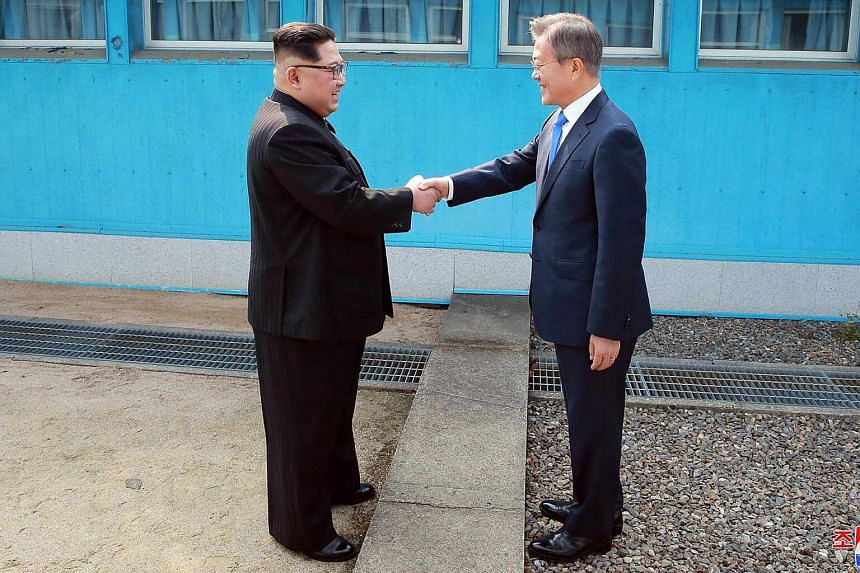If the end of war is declared as the North's substantive military threat left as it is, South Korea's ability to conduct war will be very apt to weaken.
