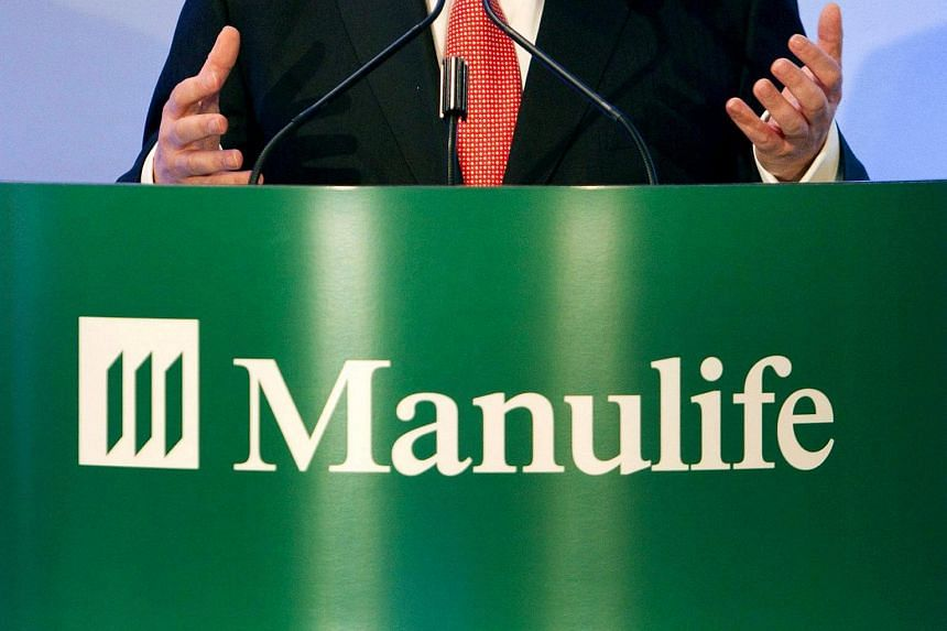 Manulife US Reit said that the DPU has been restated to account for the rights issue. PHOTO: REUTERS
