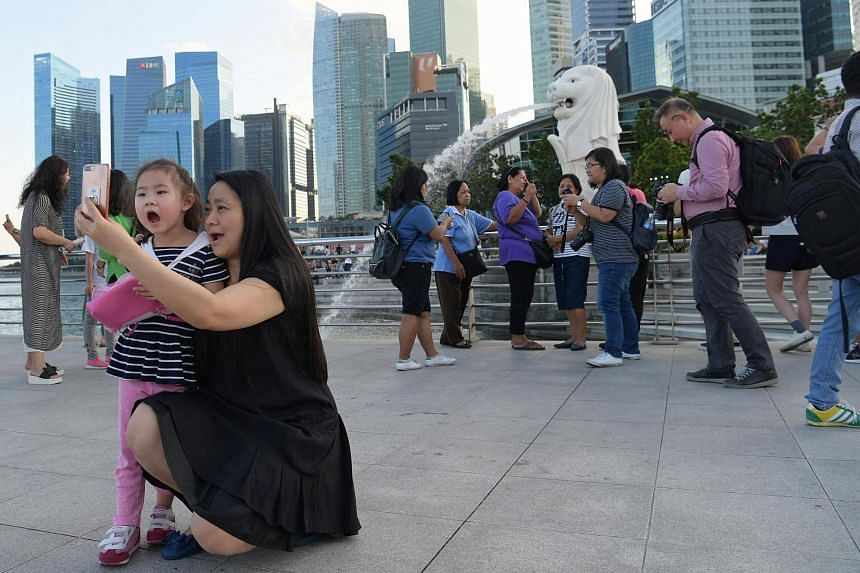 STB projects international visitor arrivals to Singapore to rise by some 4 per cent to a top of 18.1 million this year following the record-high 17.4 million received in 2017.