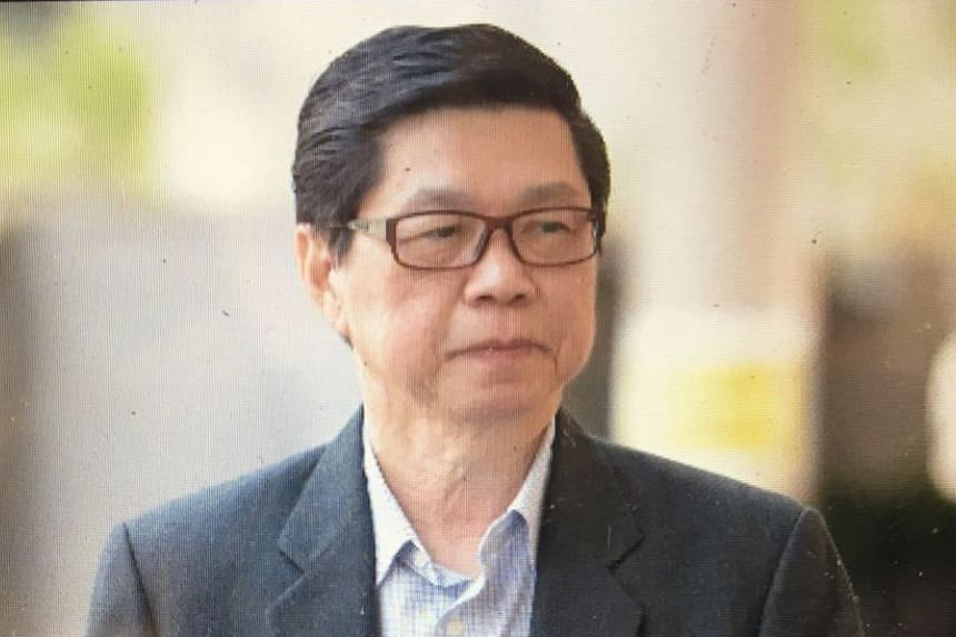 Wee Teong Boo pleaded not guilty to one count each of rape and molestation.