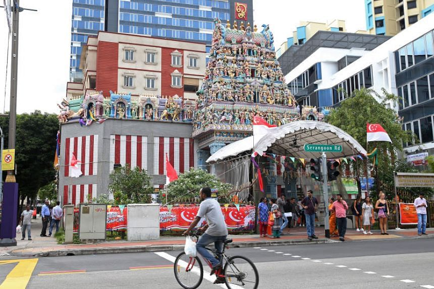 The Commercial Affairs Department is also investigating suspected criminal offences at the temple, which is one of Singapore's oldest Hindu temples.