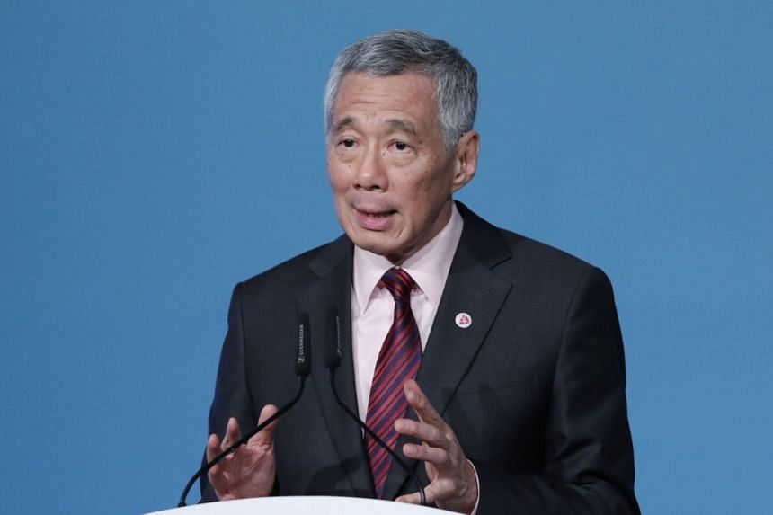 Prime Minister Lee Hsien Loong called on Singaporeans to stay united and work together, regardless of domestic or international developments.
