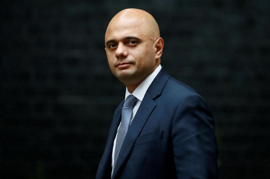 Sajid Javid, a former managing director at Deutsche Bank, was previously Communities and Local Government Secretary.